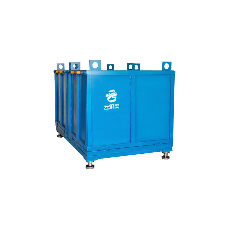 云筑废料计量监测系统 (双箱)